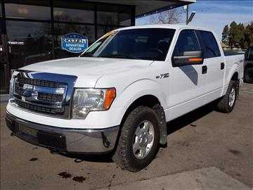2013 Ford F-150 for sale at Auto Star USA in Lakewood CO