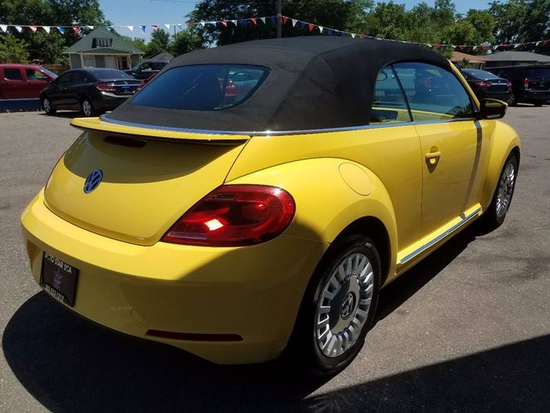 2015 Volkswagen Beetle for sale at Auto Star USA in Lakewood CO