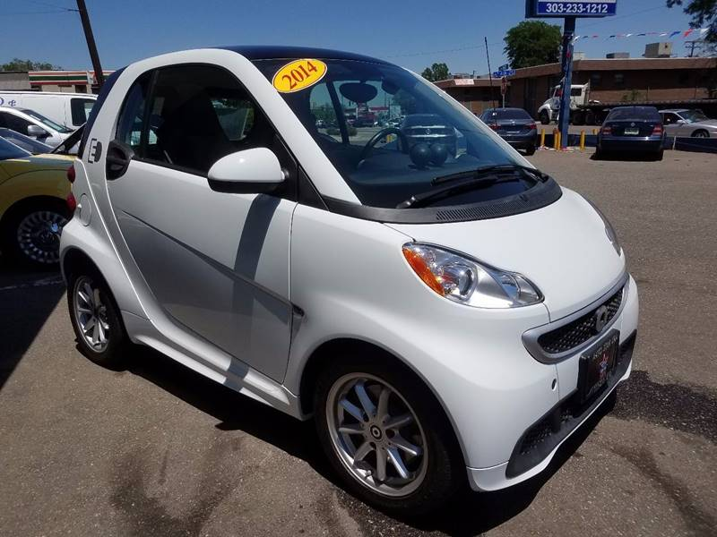 2014 Smart fortwo for sale at Auto Star USA in Lakewood CO