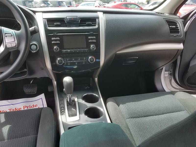 2015 Nissan Altima for sale at Auto Star USA in Lakewood CO