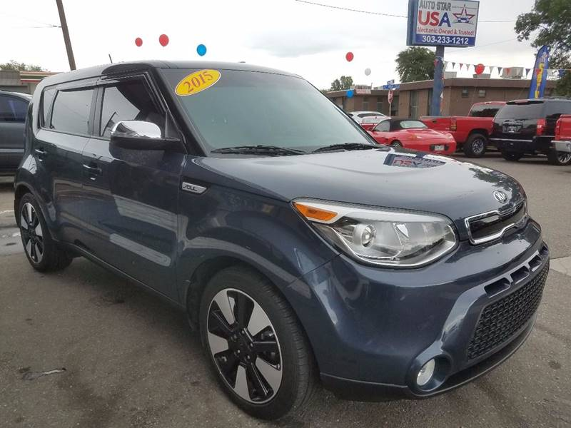 2015 Kia Soul for sale at Auto Star USA in Lakewood CO