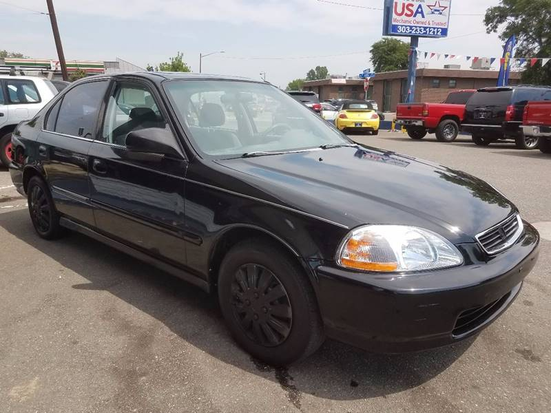 1998 Honda Civic for sale at Auto Star USA in Lakewood CO
