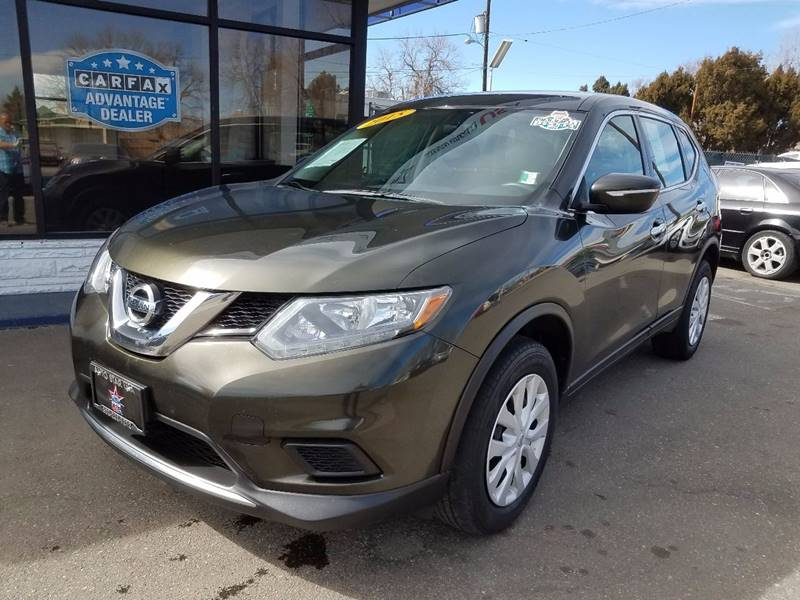 2015 Nissan Rogue for sale at Auto Star USA in Lakewood CO
