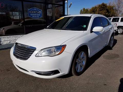 2012 Chrysler 200 for sale in Lakewood, CO