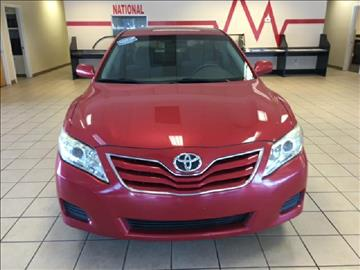 2011 Toyota Camry for sale in Mobile AL