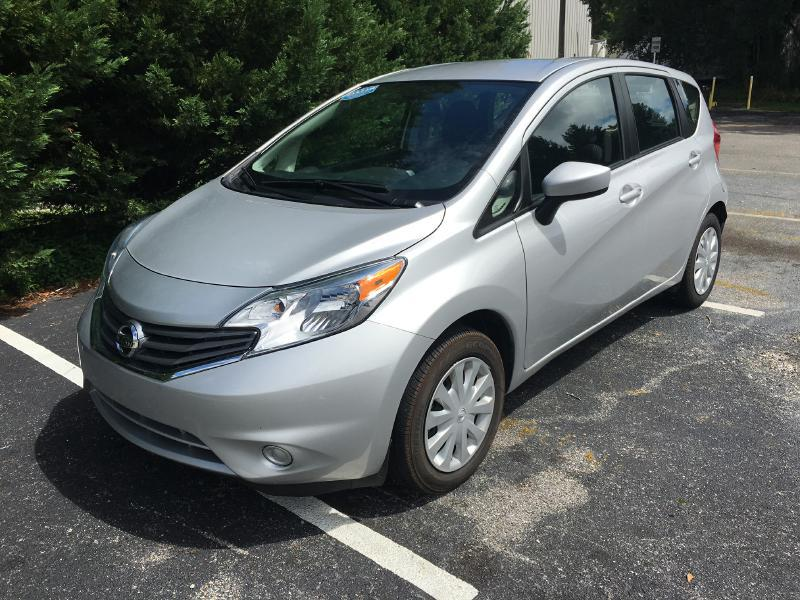 2015 nissan versa note s 4dr hatchback in mobile al gulf coast automotive. Black Bedroom Furniture Sets. Home Design Ideas