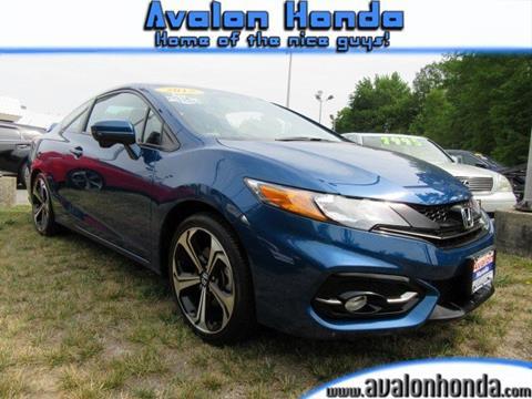 2015 Honda Civic for sale in Swainton NJ