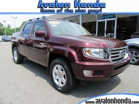2013 Honda Ridgeline for sale in Swainton NJ