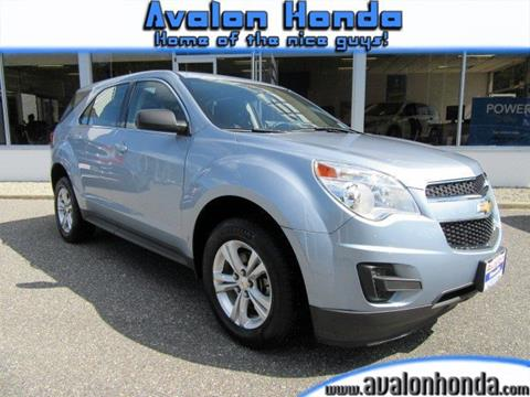 2015 Chevrolet Equinox for sale in Swainton NJ