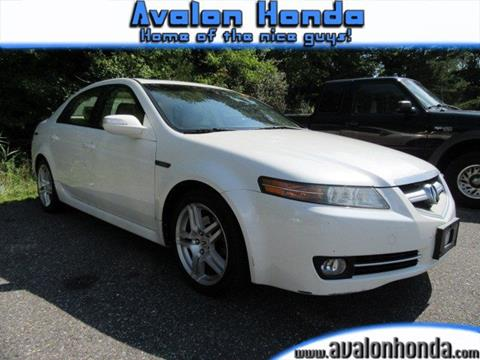 2008 Acura TL for sale in Swainton, NJ