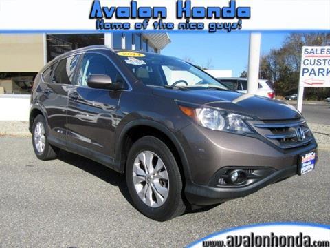 2014 Honda CR-V for sale in Swainton NJ