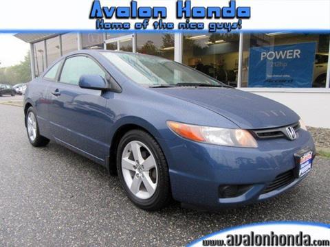 2008 Honda Civic for sale in Swainton, NJ