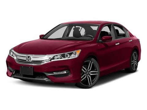 2017 Honda Accord for sale in Swainton NJ