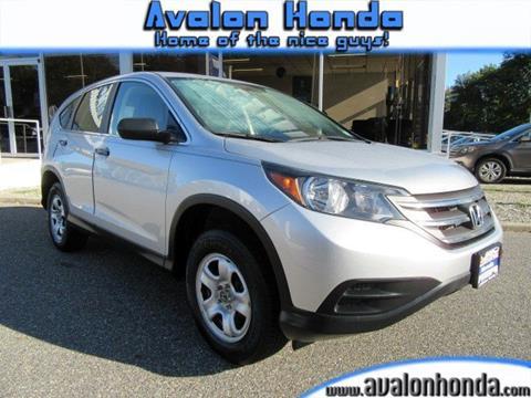 2014 Honda CR-V for sale in Swainton, NJ