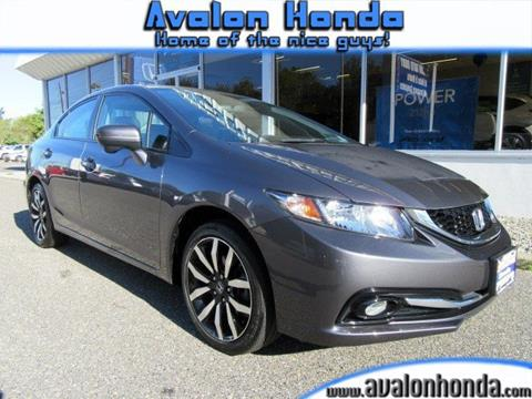 2015 Honda Civic for sale in Swainton, NJ