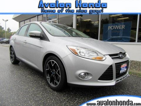 2014 Ford Focus for sale in Swainton NJ