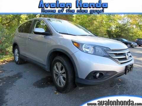 2012 Honda CR-V for sale in Swainton NJ