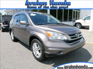 2010 Honda CR-V for sale in Swainton, NJ