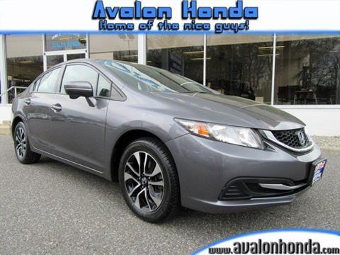 2014 Honda Civic for sale in Swainton NJ