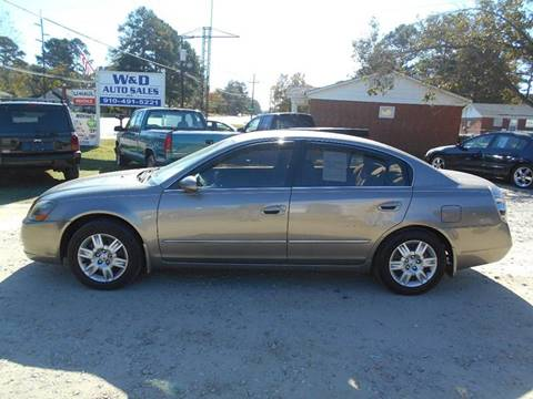 2005 Nissan Altima for sale in Fayetteville, NC