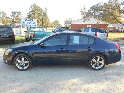 2004 Nissan Maxima for sale in Fayetteville, NC
