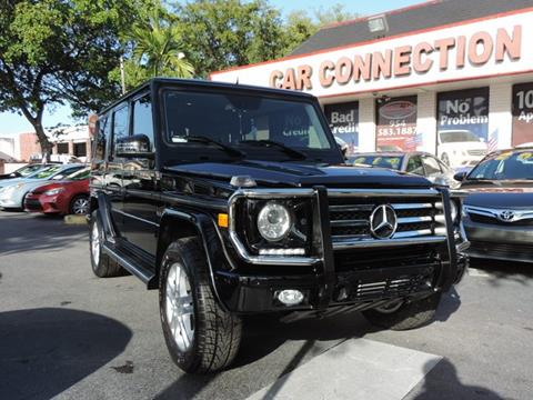 2013 Mercedes-Benz G-Class for sale in Plantation, FL