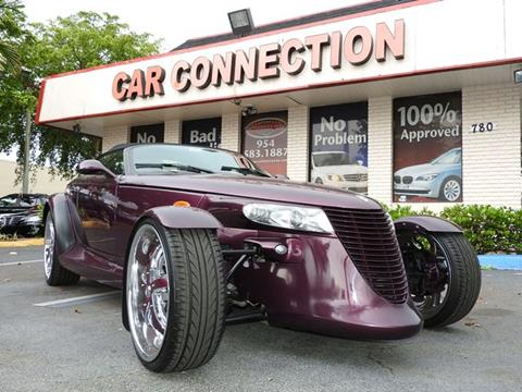 1999 Plymouth Prowler for sale in Plantation, FL