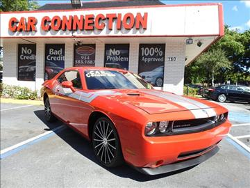 2010 Dodge Challenger for sale in Plantation, FL