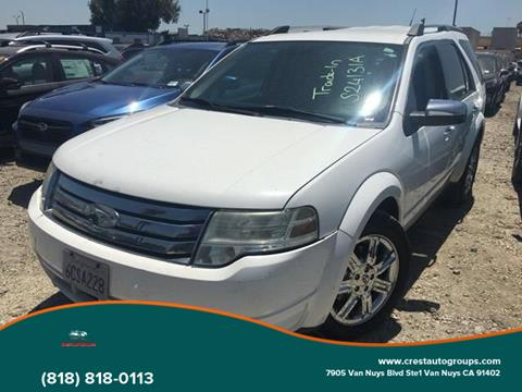 2008 Ford Taurus X for sale in Van Nuys, CA