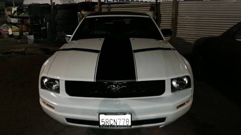 2006 Ford Mustang for sale in Van Nuys, CA
