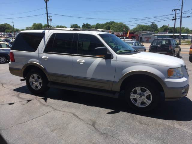 2004 Ford Expedition Eddie Bauer 4WD 4dr SUV - Greenville SC