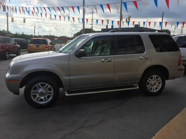 2003 Mercury Mountaineer AWD 4dr SUV - Greenville SC