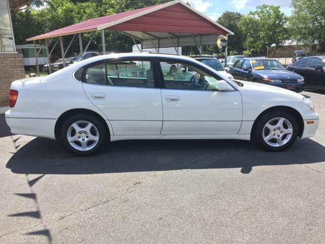 1999 Lexus GS 300 4dr Sedan - Greenville SC