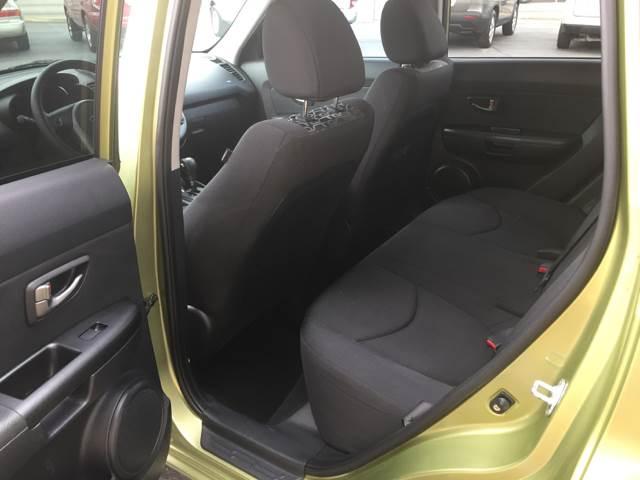 2010 Kia Soul + 4dr Wagon 4A - Greenville SC