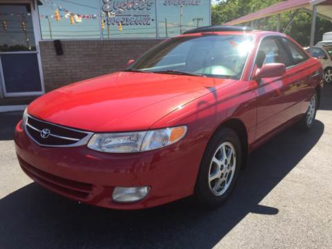 2001 Toyota Camry Solara for sale in Greenville, SC