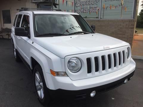 2011 Jeep Patriot for sale in Greenville, SC