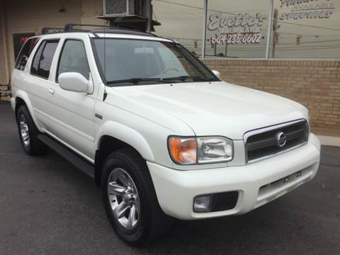 2004 Nissan Pathfinder for sale in Greenville, SC