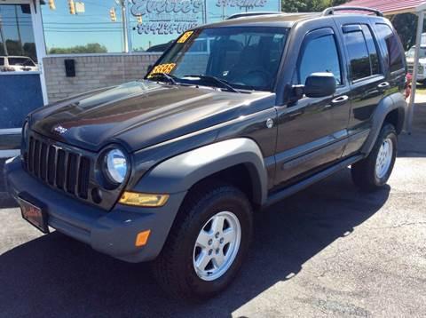 2005 Jeep Liberty ...