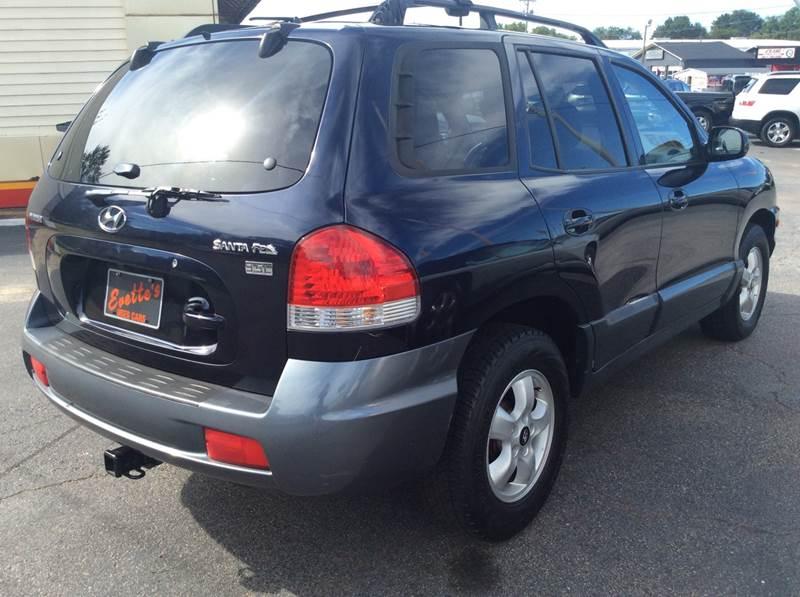 2005 Hyundai Santa Fe GLS 4dr SUV In Greenville SC ...