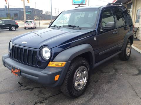 2007 Jeep Liberty for sale in Greenville, SC