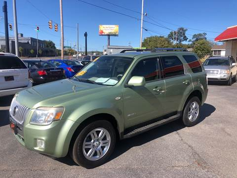 2008 Mercury Mariner for sale in Greenville, SC
