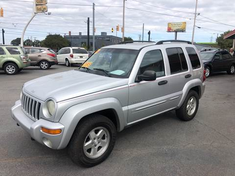 2004 Jeep Liberty for sale in Greenville, SC