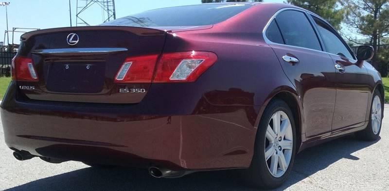 2007 Lexus ES 350 4dr Sedan - Tulsa OK