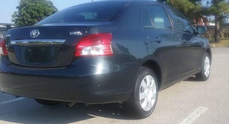 2008 Toyota Yaris S 4dr Sedan 5M - Tulsa OK