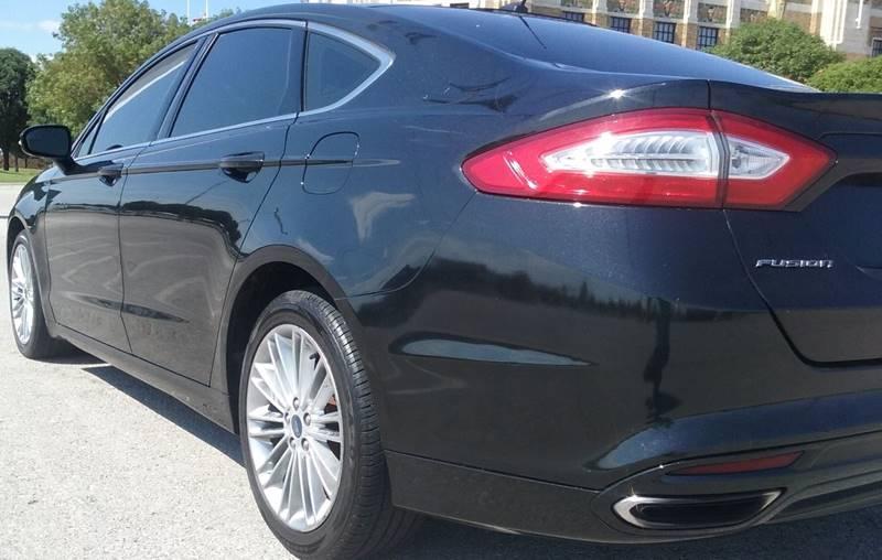 2014 Ford Fusion SE 4dr Sedan - Tulsa OK