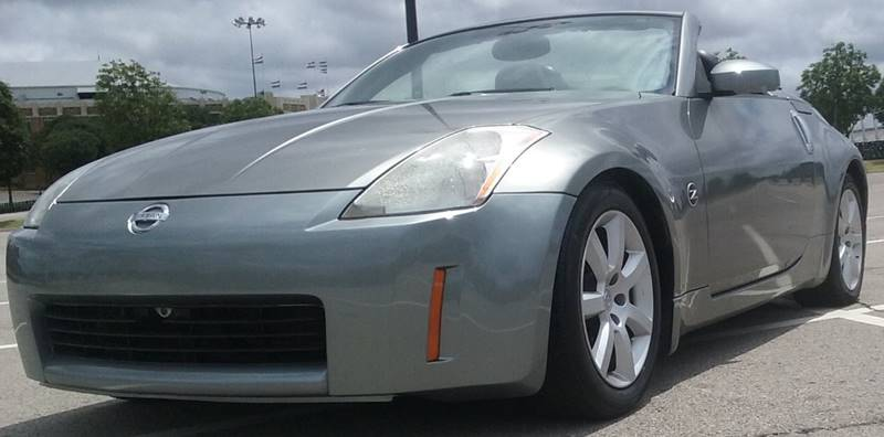 2004 Nissan 350Z Enthusiast 2dr Roadster - Tulsa OK