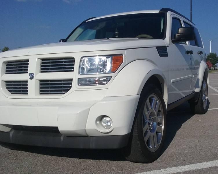 2010 Dodge Nitro 4x4 Heat 4dr SUV - Tulsa OK