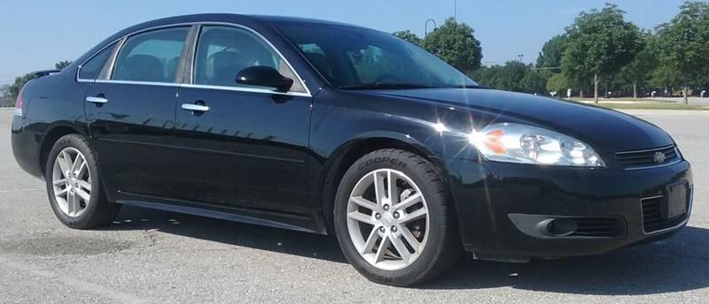 2011 Chevrolet Impala LTZ 4dr Sedan - Tulsa OK