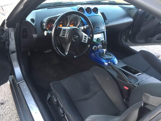 2006 Nissan 350Z Track 2dr Coupe - Tulsa OK