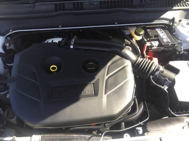 2013 Ford Fusion SE 4dr Sedan - Tulsa OK